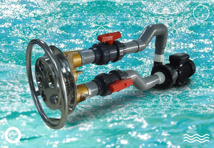 High Quality Pikes Swimming Pool Jet Pumps/water Jets ...