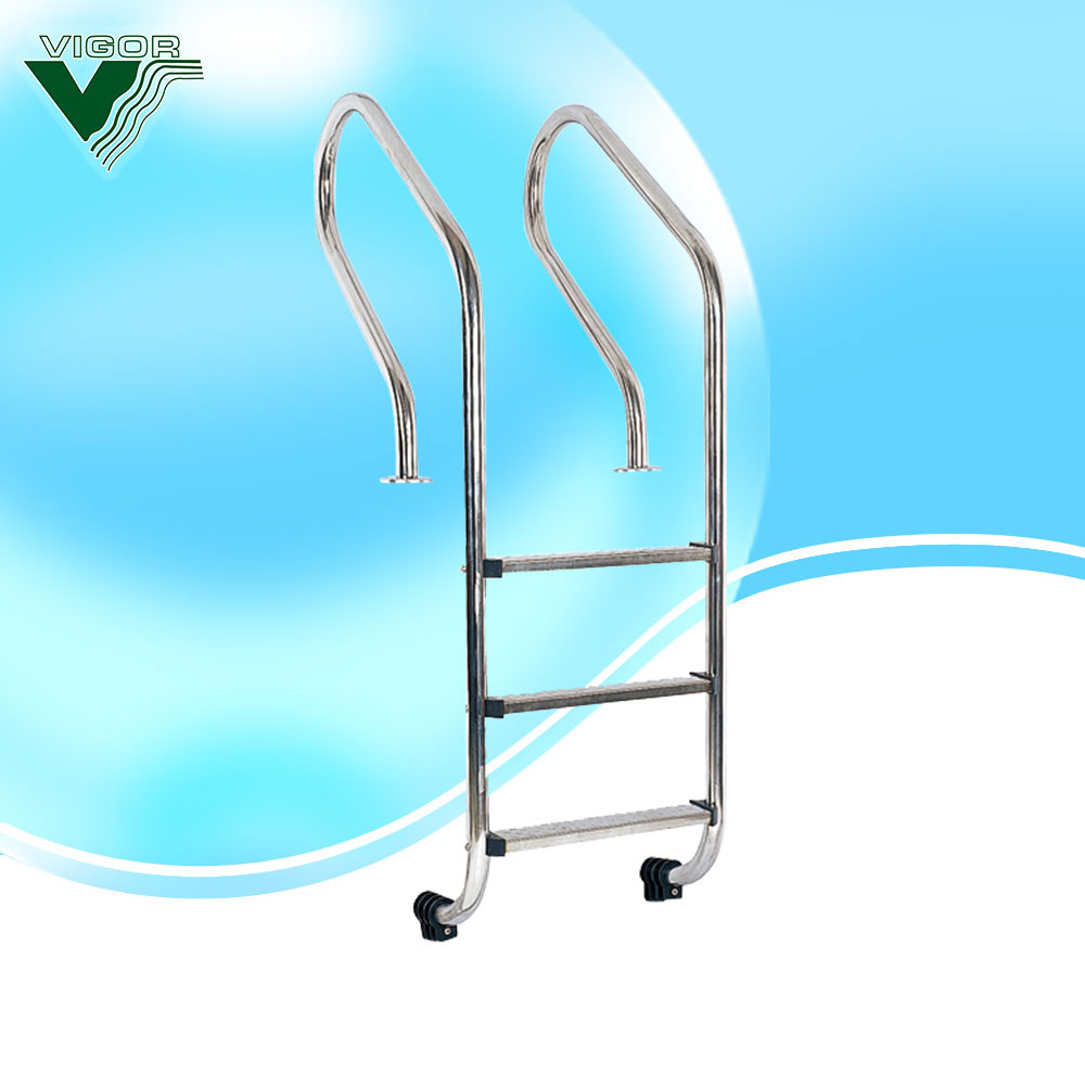 Groovy High Quality Swimming Pool Stainless Steel Pool Step Ladders Creativecarmelina Interior Chair Design Creativecarmelinacom