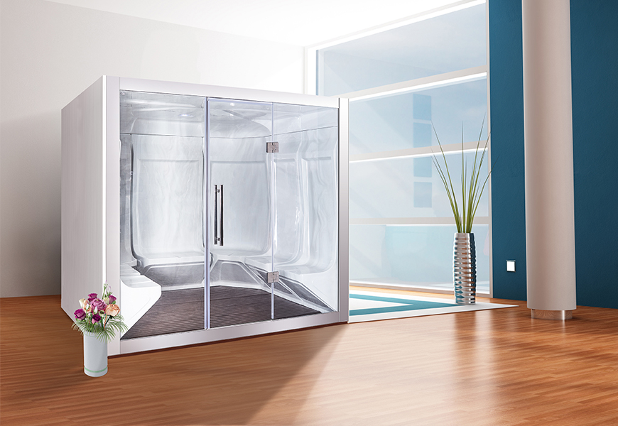 Steam room KDL-8B