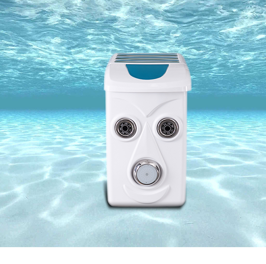 PIKES swimming pool filtration unit