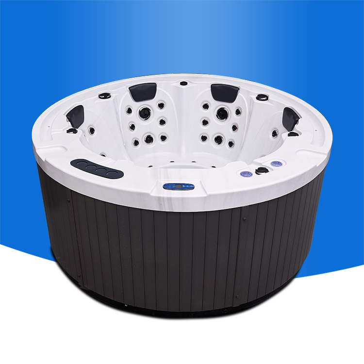 Round Small Hot Tubs Spa