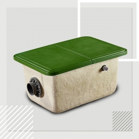 In-ground swimming pool filter