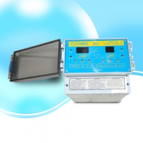digital pool controller