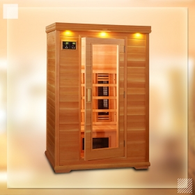 Dry Steam Sauna Room