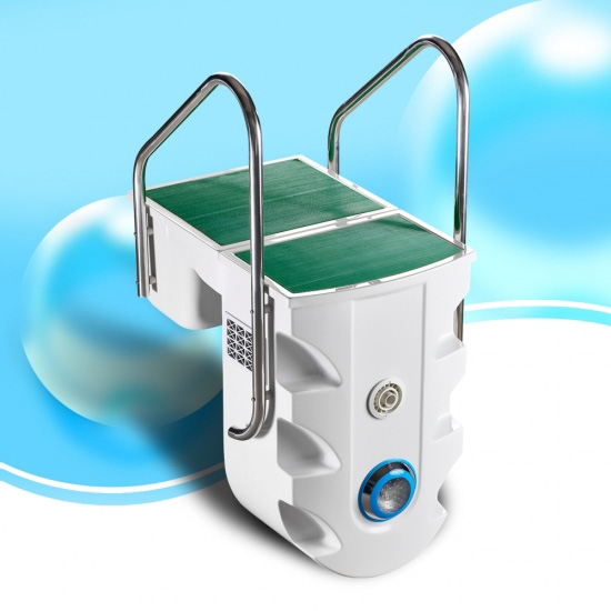 China Integrated Swimming Pool Equipment Supplier,Wholesale Wall Mount Pool  Filter