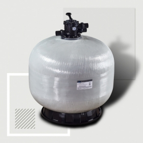 fiberglass swimming pool filter