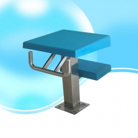 stainless steel starting block