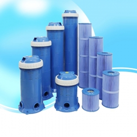 Factory cheap price swimming pool water equipment cartridge filter