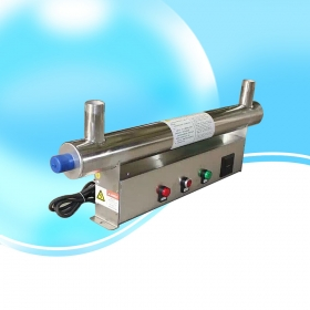 swimming pool UV light