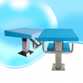 swimming pool starting block, starting block for swimming pool
