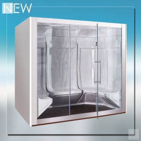 2019 newest design 304 S.S Steam room KDL-6B
