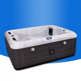 Joy Spa Hot Tub Size