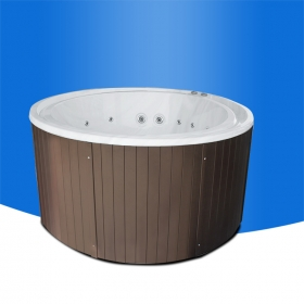 Round massage spa wholesale