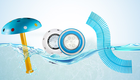 Swimming Pool Accessories Series
