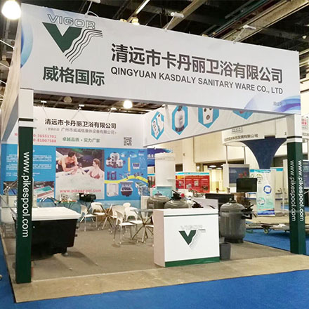 2018 International Swimming Pools,Bath& SPA Expo 2018 Shanghai